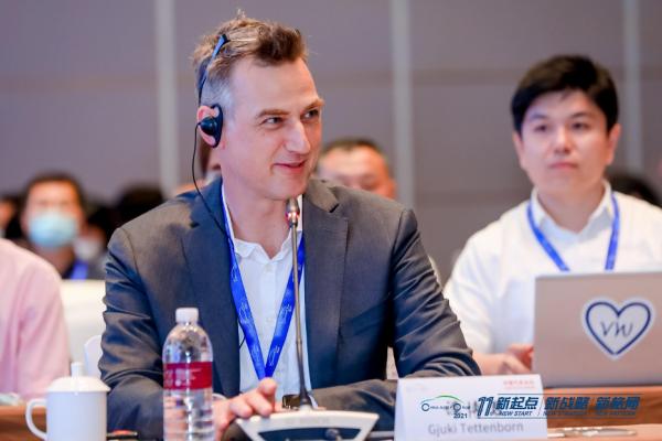 谭博君博士:中国市场富有活力,上汽大众将继续进行服务中国汽车市场的技术开发