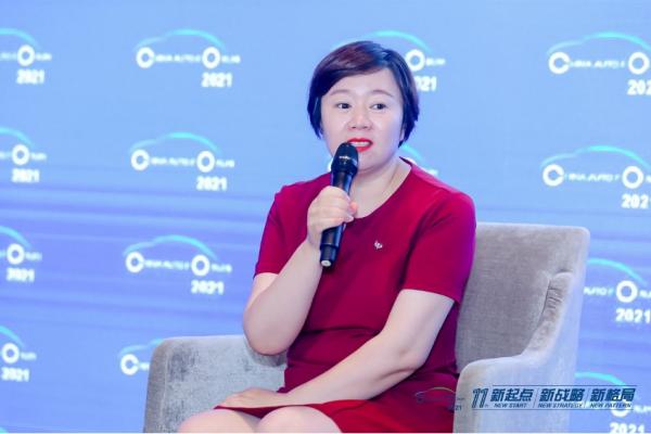 王秋凤:品牌的前瞻力和产品的硬实力将给用户更好的体验