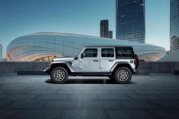 53.49-61.49万元 Jeep牧马人4xe上市