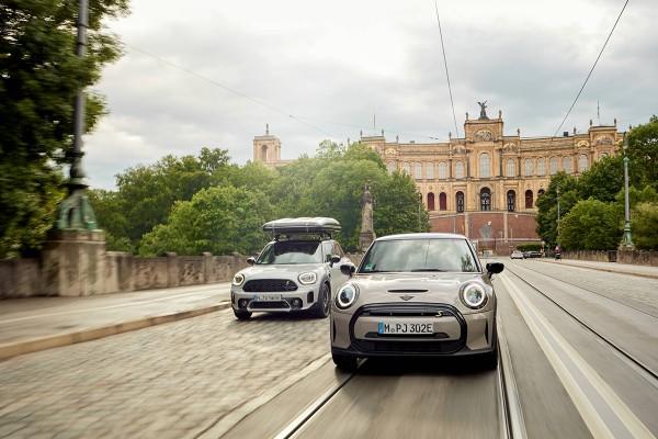 MINI将亮相国际汽车及智慧出行博览会