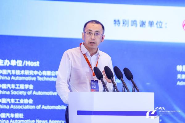 【高端对话】卢放:自主掌握核心技术、助力民族汽车产业发展