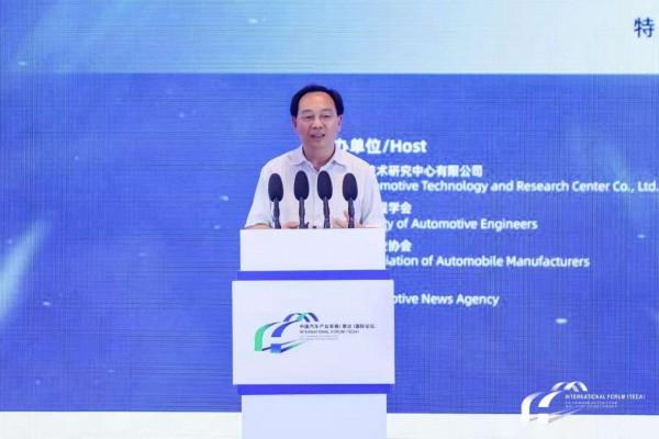 【高峰研讨】陈山枝:C-V2X助力智能驾驶与智能交通